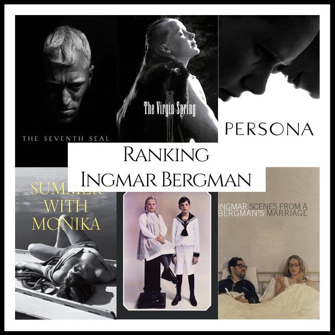 Ingmar Bergman Filmography Movie Ranking Movies