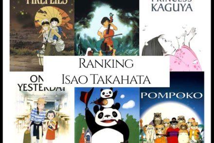 Isao Takahata Filmography Movie Ranking Movies