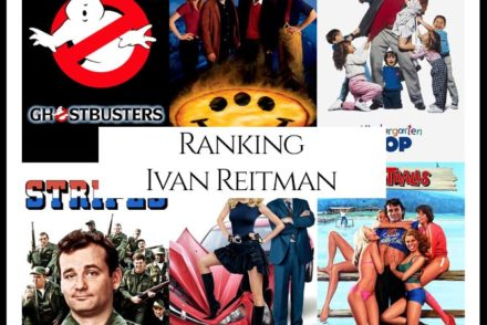 Ivan Reitman Filmography Movie Ranking Movies