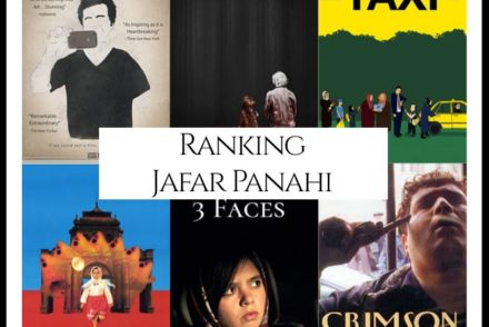 Jafar Panahi Filmography Movie Ranking Movies