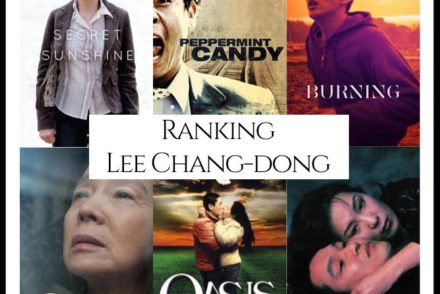 Lee Chang-dong Filmography Movie Ranking Movies