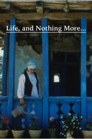 Life and Nothing More...