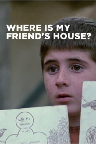 Where Is My Friend's House?