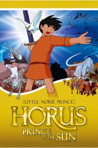 Horus, Prince of the Sun (1968)