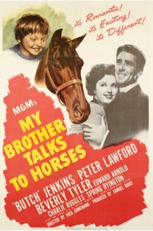 My Brother Talks to Horses (1947)