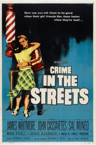 Crime in the Streets (1956)