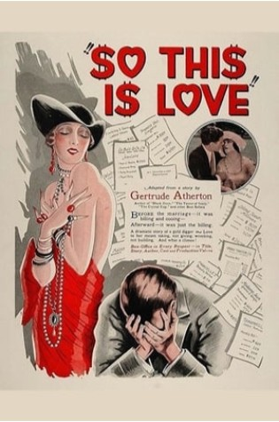So This Is Love? (1928)