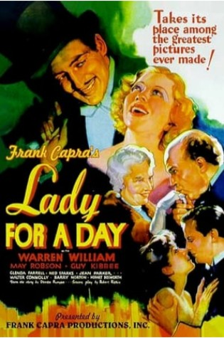 Lady for a Day (1933)
