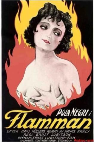 Die Flamme (1923)