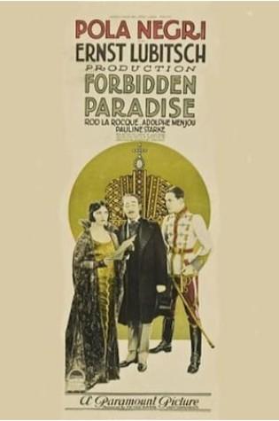 Forbidden Paradise (1924)