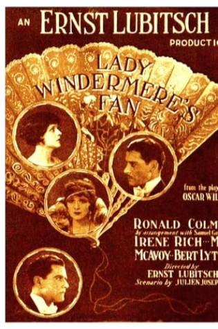 Lady Windermere's Fan (1925)