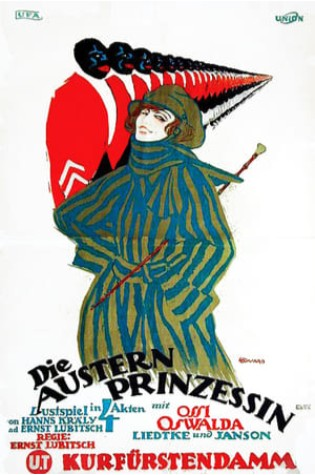 The Oyster Princess (1919)