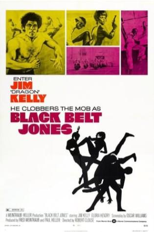Black Belt Jones (1974)