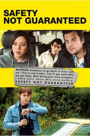 Safety Not Guaranteed (2012)