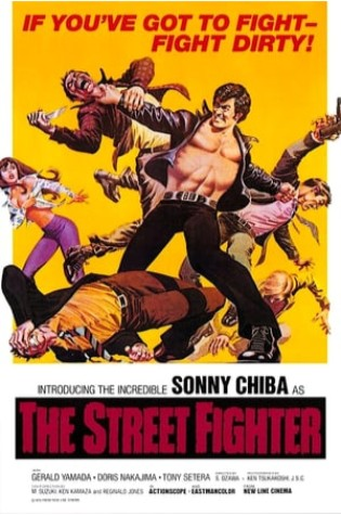 The Street Fighter (1974)