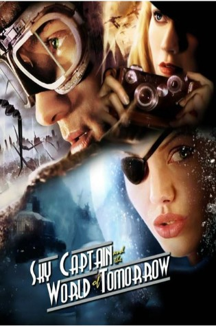 Sky Captain and the World of Tomorrow (2002)