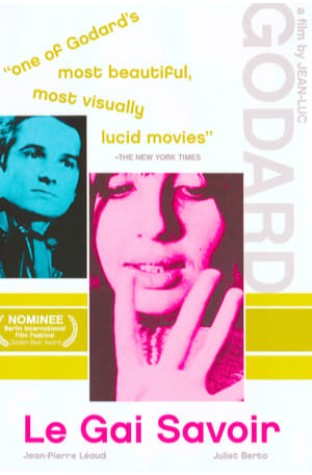 Le Gai Savoir (1969)