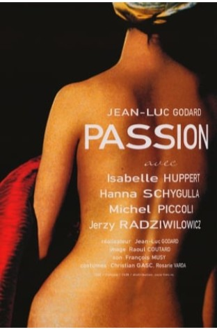 Godard's Passion (1982)