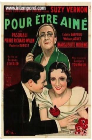 Pour être aimé (1933)