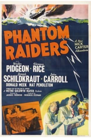 Phantom Raiders (1940)