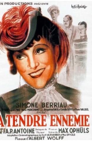 La tendre ennemie (1936)