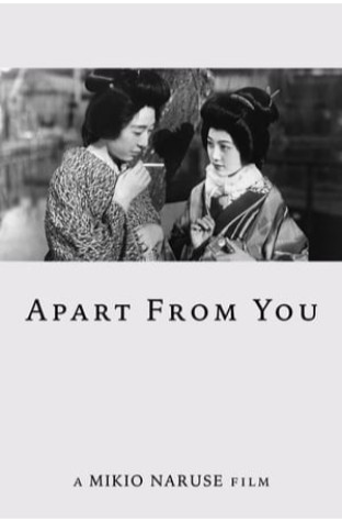 Apart from You (1933)