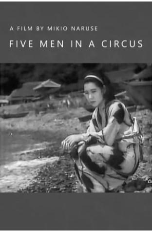 Five Men in a Circus (1935)