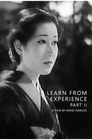 Learn from Experience, Part Two (1937)