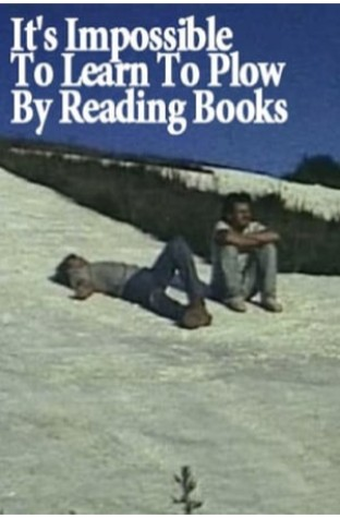 It's Impossible to Learn to Plow by Reading Books (1988)