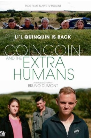 CoinCoin and the Extra-Humans (2018)