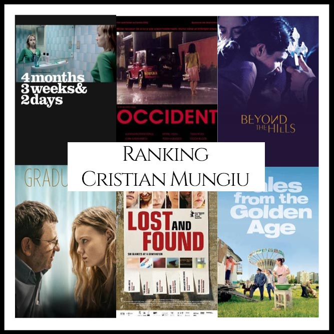 Ranking All Of Director Cristian Mungiu's Movies