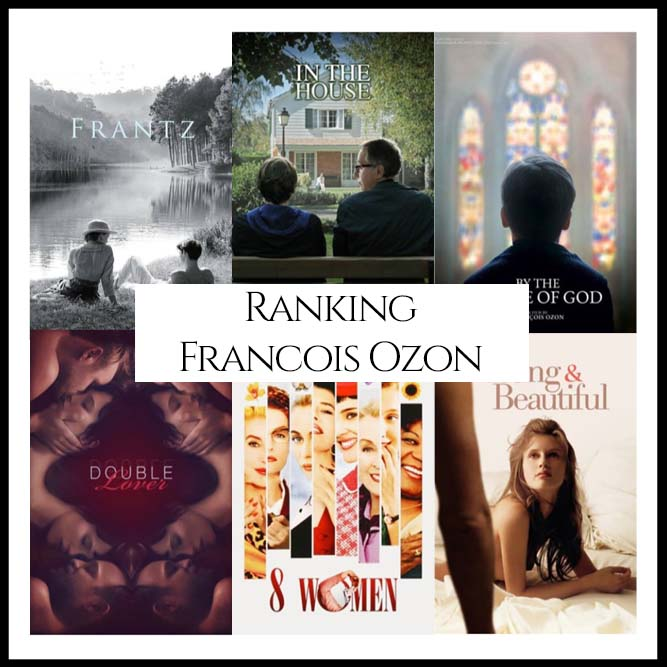 Ranking All Of Director François Ozon's Movies