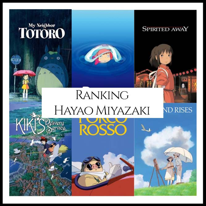Ranking All Of Director Hayao Miyazaki's Movies