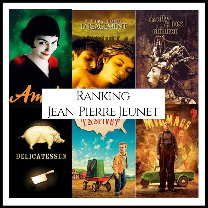 Ranking All Of Director Jean-Pierre Jeunet's Movies