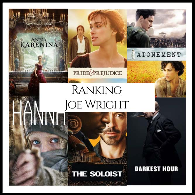 Ranking All Of Director Joe Wright's Movies