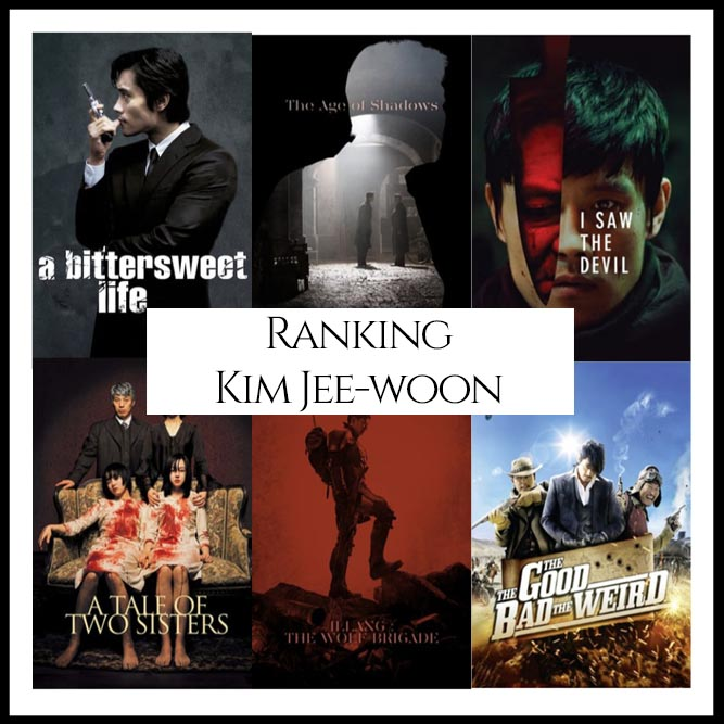 Ranking All Of Director Kim Jee-woon's Movies