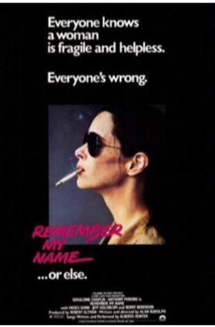 Remember My Name (1978)
