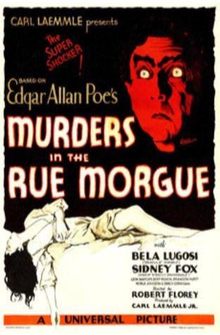 Murders in the Rue Morgue (1932)