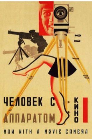 Man with a Movie Camera (1929)