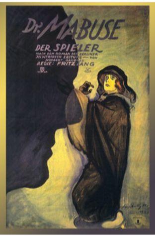 Dr. Mabuse the Gambler (1922)