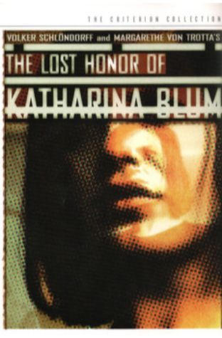 The Lost Honor of Katharina Blum (1975)