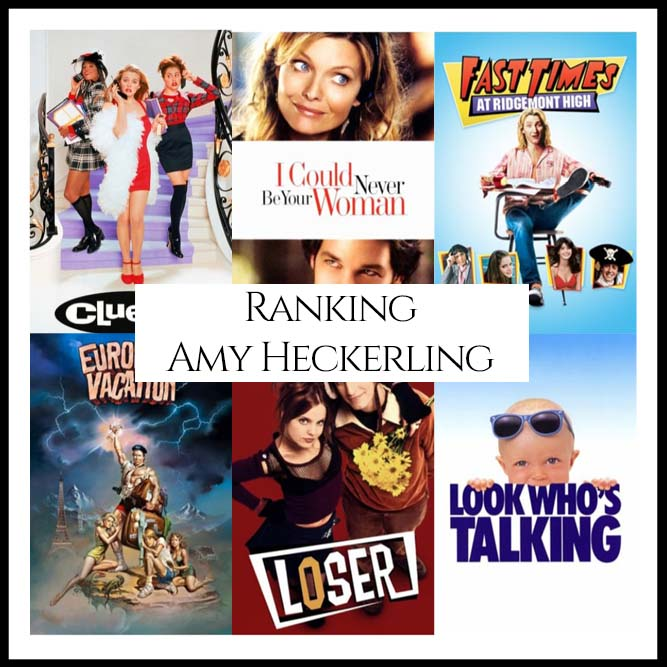 Ranking All Of Director Amy Heckerling's Movies