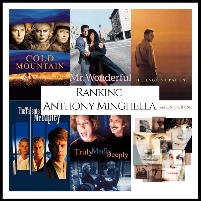 Ranking All Of Director Anthony Minghella's Movies