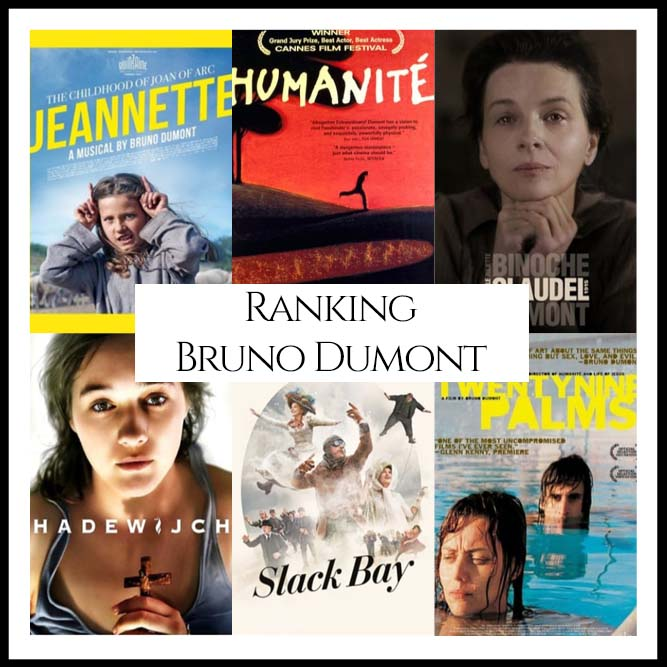 Ranking All Of Director Bruno Dumont's Movies