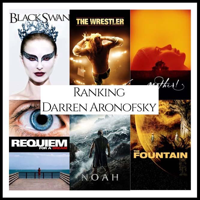 Ranking All Of Director Darren Aronofsky's Movies