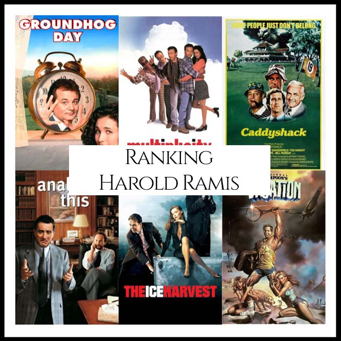Ranking All Of Director Harold Ramis's Movies