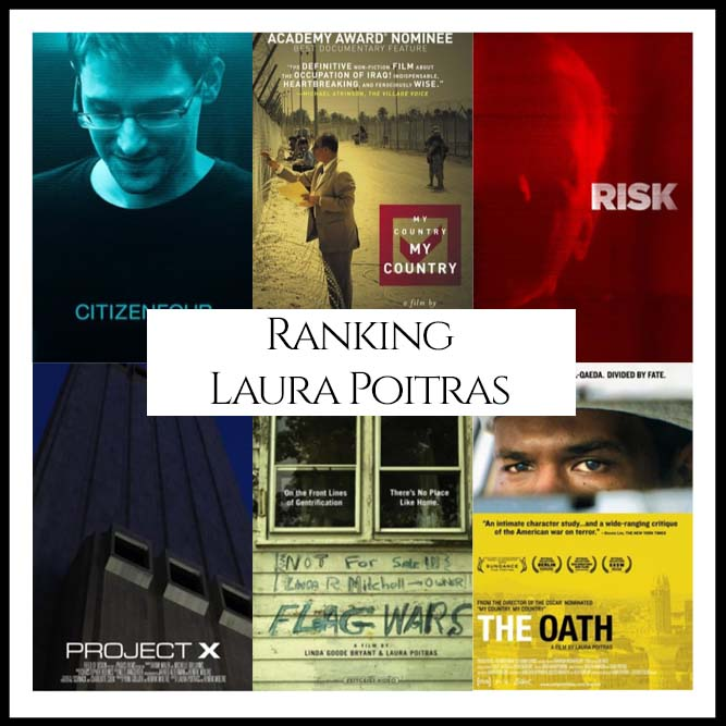 Ranking All Of Director Laura Poitras's Movies