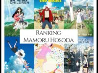 Ranking All Of Director Mamoru Hosoda's Movies