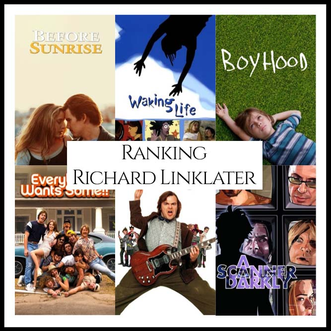 Ranking All Of Director Richard Linklater's Movies