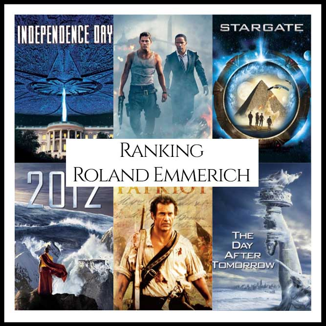 Ranking All Of Director Roland Emmerich's Movies